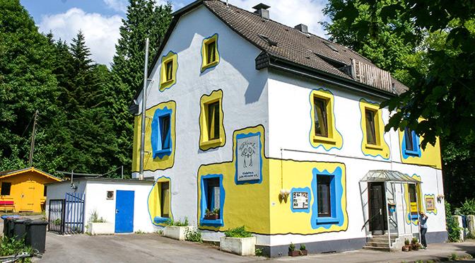 Das Kinderhaus in Wuppertal