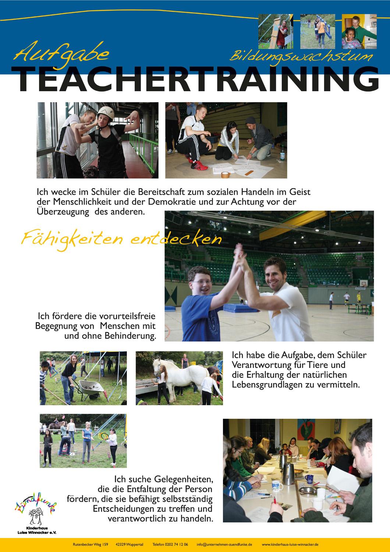 A0 KLW Teachertraining