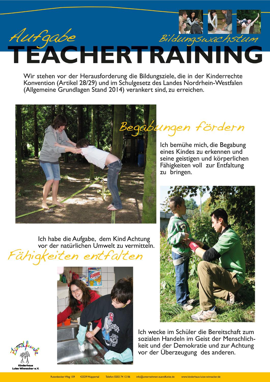 A0 KLW Teachertraining  2